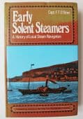 Early Solent Steamers History of Local Steam Navigation book Capt O'Brien ships
